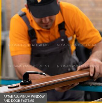 انواع پنجره های آلوود